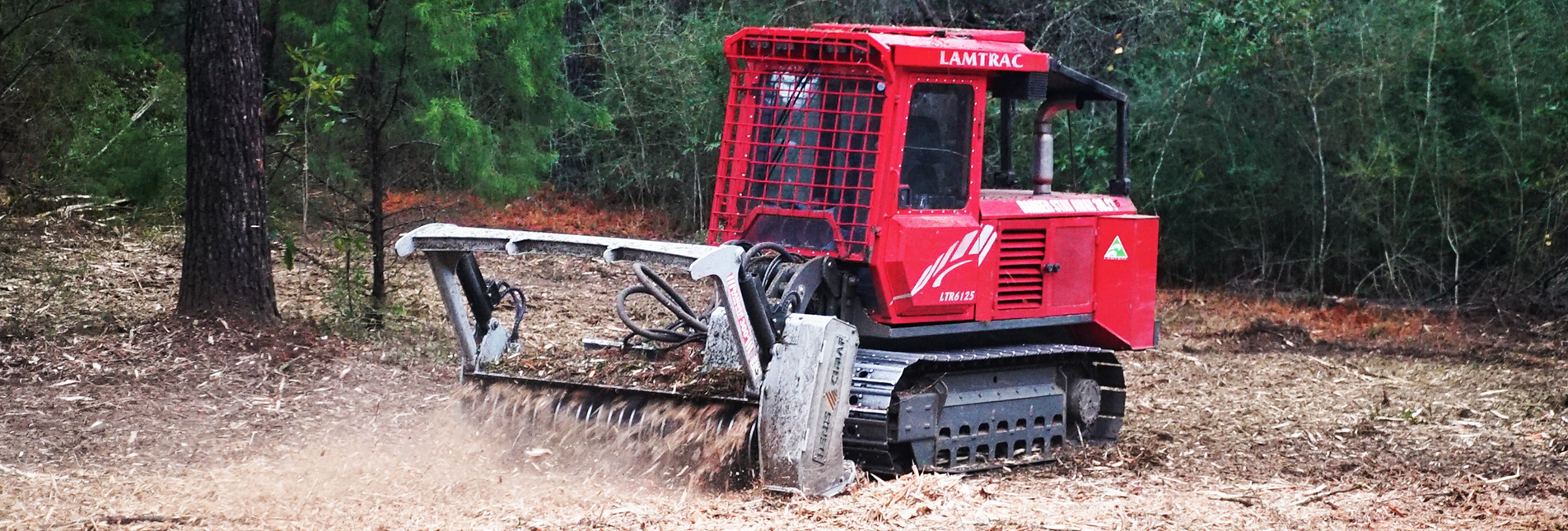 HFM Land Clearing - Taming the Woods